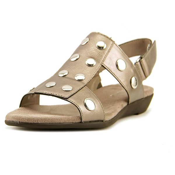 Aerosoles At Heart Women Pewter Combo Sandals