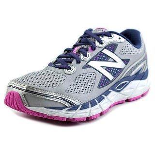 New Balance W840 D Round Toe Synthetic Running Shoe