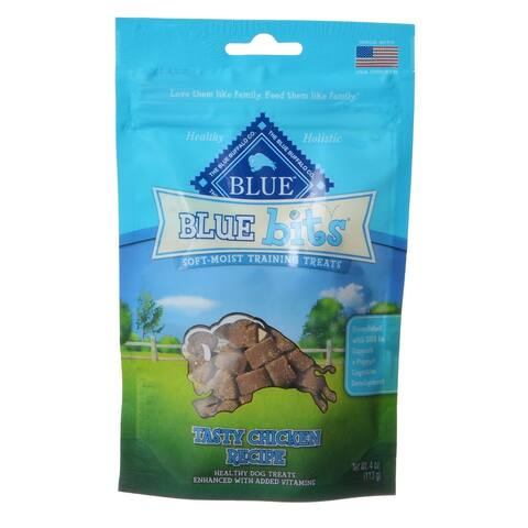 Blue Buffalo Blue Bits Tasty Chicken Recipe 4 oz