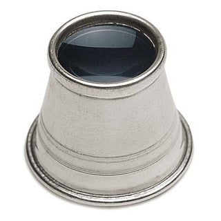Link to Aluminum Eye Loupe For Jewelers With 10X Magnification Power Similar Items in Jewelry & Beading