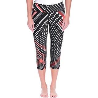 Tommy Hilfiger Womens Athletic Leggings Fitness Yoga