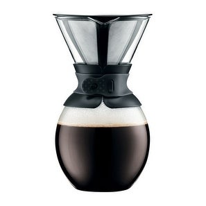 Bodum 11593-01 Clear Pour Over Coffeemaker