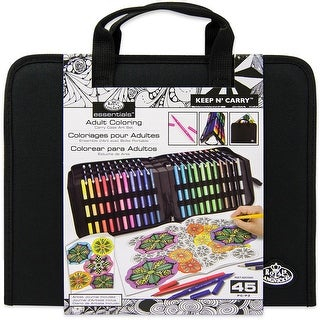Adult Coloring Keep 'N Carry Set-