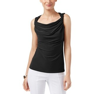 Anne Klein Womens Pullover Top Twisted Sleeveless (3 options available)