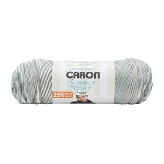 Simply Soft Camo Yarn - New 5oz Size