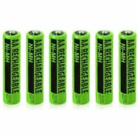 Battery for Samsung AA (6-Pack) Replacement Battery