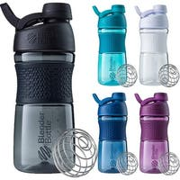 Blender Bottle SportMixer Twist Cap 20 oz. Tritan Grip Shaker - 20 oz.