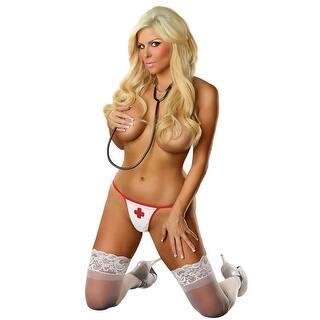 Nurst G String, Nurse Thong|https://ak1.ostkcdn.com/images/products/is/images/direct/2f6bb60361652f0e3772ffb415c21566acf19fff/Nurst-G-String%2C-Nurse-Thong.jpg?impolicy=medium