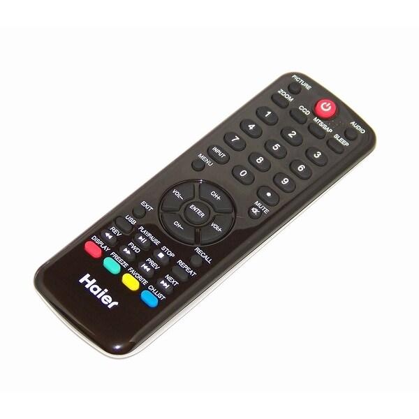 NEW OEM Haier Remote Control Originally Shipped With LE32F2220E, LE32F2220F