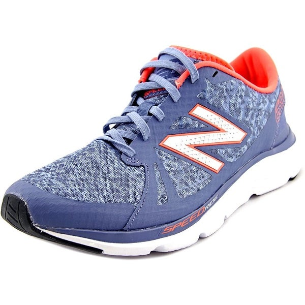 New Balance W690 D Round Toe Synthetic Running Shoe