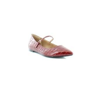 Calvin Klein Gracy Women's Flats & Oxfords Garnet