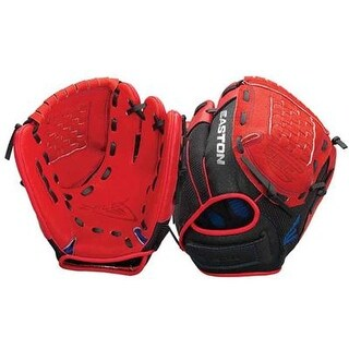 Z-Flex Youth Glove, Red, 10 Left Hand Throw