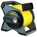 Stanley 655704 High Velocity Blower Fan, Black And Yellow - Thumbnail 0