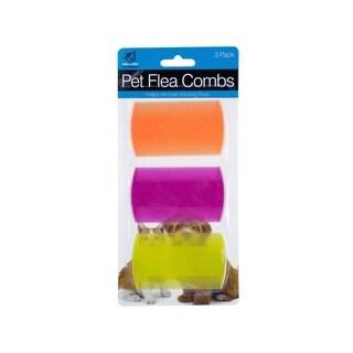 Pet Flea Combs - Pack of 24