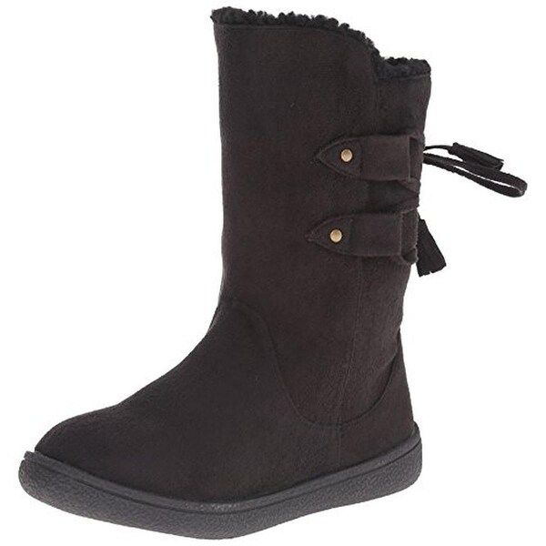 Western Chief Anna Casual Boots Microsuede Toddler