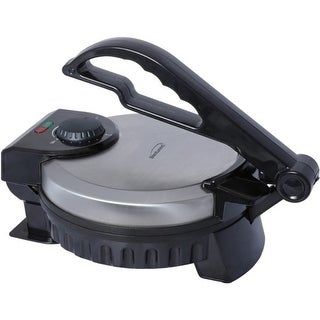 "Brentwood(R) Appliances TS-127 Nonstick Electric Tortilla Maker (8"")"