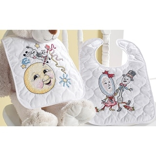 """Classic Mother Goose Birth Record Counted Cross Stitch Kit-10""""X13"""" 14 Count"""