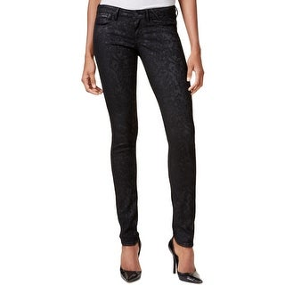 Guess Womens Skinny Jeans Jeggings Low-Rise - 29