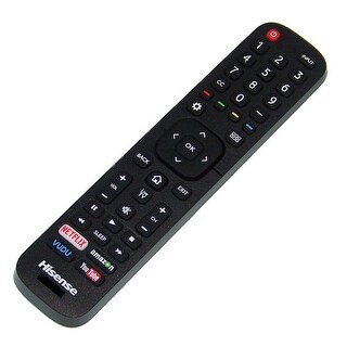 OEM NEW Hisense Remote Control Originally Shipped With 65CU6200, 65H10, 65H10B2