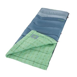 "Coleman 2000029132 CozyFoot Women's Sleeping Bag, 40-Degrees, 33"" x 75"""