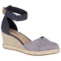 Sperry Womens Valencia Closed Toe Casual Platform Sandals