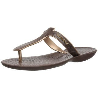 5be9d45ab Buy Size 7 Havaianas Women s Sandals Online at Overstock