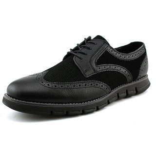 GBX Hurt Men Round Toe Leather Oxford