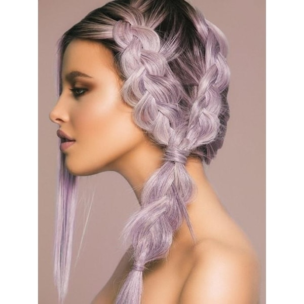 Lilac Frost HF Synthetic Wig by Hairdo - lilac frost