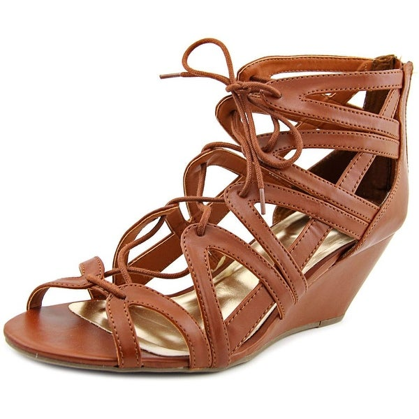 Material Girl Mhera Women Cognac Sandals