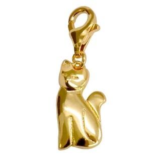 Julieta Jewelry Cat Clip-On Charm