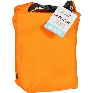 Blue Avocado Bag - Click N Go - Orange - 1 Count Reusable Bags