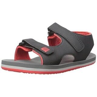 Reef Boys Grom Stomper Logo Sport Sandals - 2/3