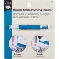 Dritz 80392 Machine Needle Inserter & Threader