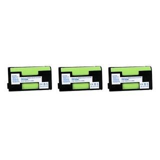 """Battery for Sennheiser CPH543 / BA2015 (3-Pack) Replacement Battery"""