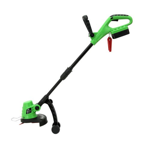 MCombo Lithium Cordless High Performance Trimmer and Edger 18V MAX 10 - Green