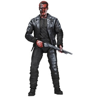 "Terminator 2 7"" T-800 Video Game Appearance Action Figure - multi"