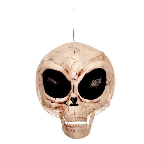 Alien Skull Halloween Decoration