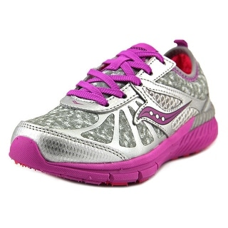 Saucony Girls Volt Youth W Round Toe Synthetic Sneakers