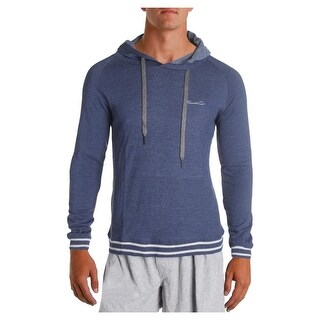Kenneth Cole New York Mens Sleep Hoodie Loungewear Sweatshirt