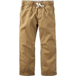 Carters Boys 4-7 Poplin Pant