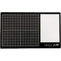 "Tim Holtz Glass Media Mat 23.75""X14.25""-"