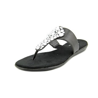 A2 By Aerosoles Ultra Chlear Open Toe Synthetic Thong Sandal