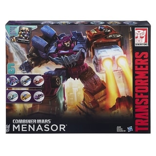 Transformers Combiner Wars Menasor Action Figure Pack