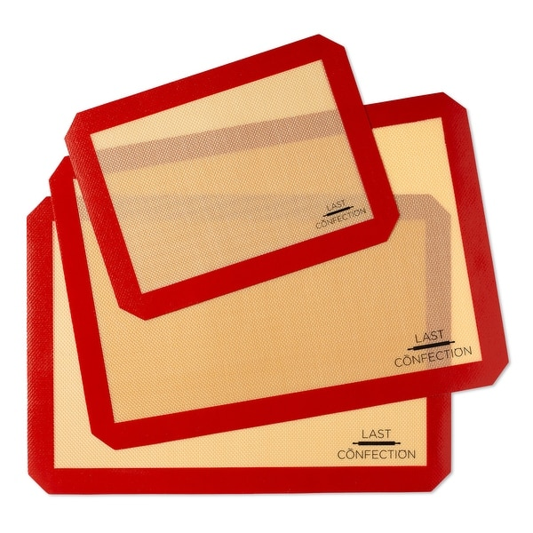 Silicone Baking Mats, Non-Stick Baking Sheet Liners - Last Confection. Opens flyout.