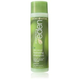 Creme of Nature Straight From Eden plant-derived Hydrating Shampoo, 10 oz