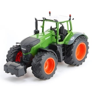 1:16 RC Farm Tractor 2.4Ghz Simulation appearance Auto-coding Monster Tread