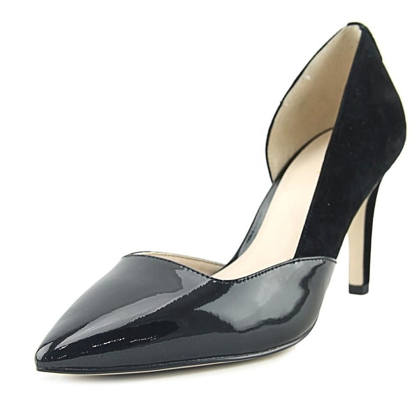 abbce93b0edf Shop Cole Haan Rendon Pump II Women Pointed Toe Synthetic Black ...