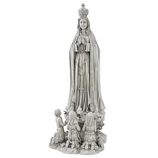 Design Toscano Our Lady of Fatima: Large Statue