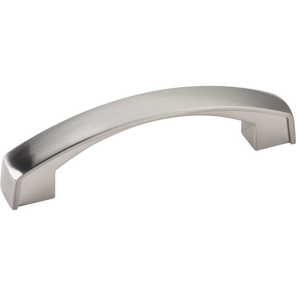 Jeffrey Alexander 549-96 Merrick 3-3/4 Inch Center to Center Handle Cabinet Pull