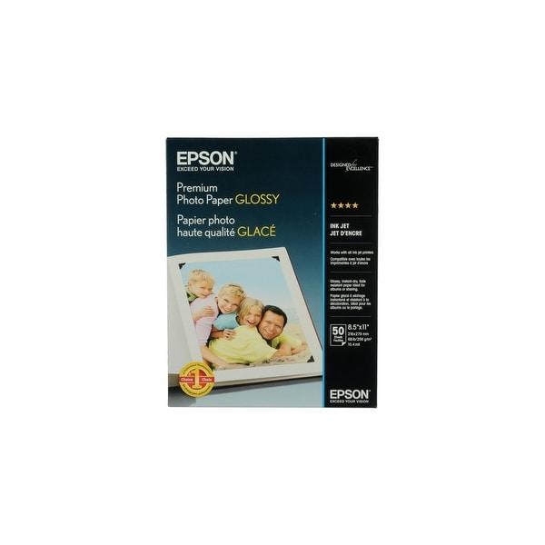 Epson Premium Glossy Photo Paper Glossy Photo Paper